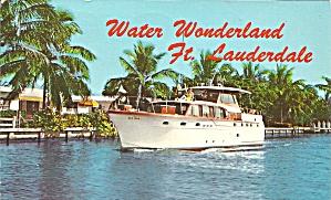 Ft Lauderdale FL Venice of the Americas p35590 (Image1)