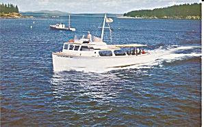 Bar Harbor ME  Frenchman s Bay Boat p35592 (Image1)