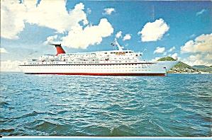 M V Cunard Princess Bahama Registry p35594 (Image1)