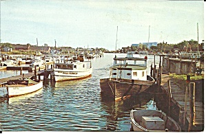 Patchogue Long Island Ny Boat Anchorage P35598