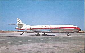 Mea Middle East Airlines Caravelle 6n Od-aef P35616