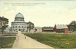 Schenectady NY Union College  Engineering Bldg p35624 (Image1)