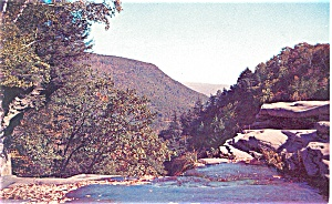 Haines Falls NY Postcard p3565 (Image1)
