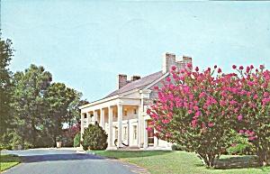Chickamauga Visitor Center postcard p35670 (Image1)