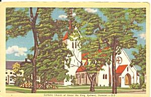 Rutland VT Catholic Church of Christ p35736 (Image1)