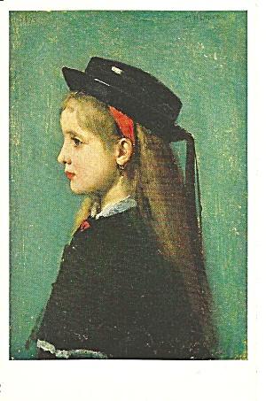 Washington DC Alsatian Girl by Henner p35868 (Image1)