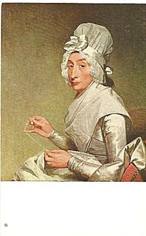 Washington DC Mrs Richard Yates Gilbert Stuart p35871 (Image1)