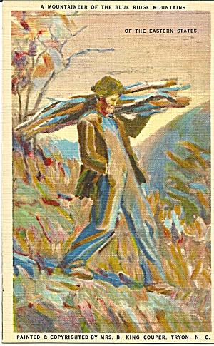 Mountaineer of the Blue Ridge Mountains p35877 (Image1)