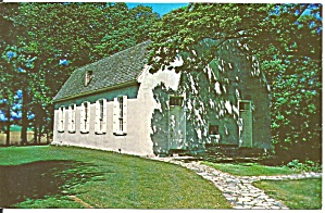 Mount Joy Pa The Donegal Church Postcard P35888