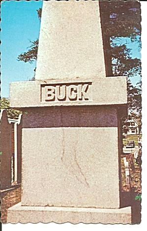 Bucksport ME Colonel Buck Monument p35890 (Image1)