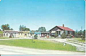 Ludington MI Johnson s Cottage Motel p35898 (Image1)