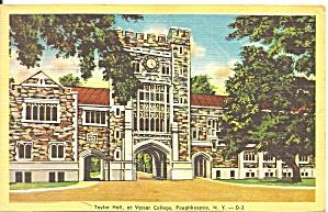 Poughkeepsie NY Vasser College Taylor Hall p35958 (Image1)