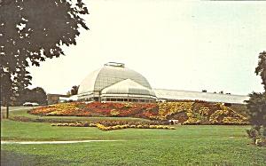 Schwenksville PA Ott s Conservatory postcard p35970 (Image1)