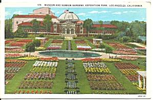 Los Angeles CA Exposition Park Gardens p35977 (Image1)