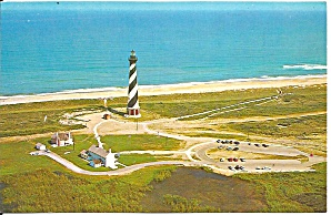 Cape Hatteras Lighthouse Postcard P36002