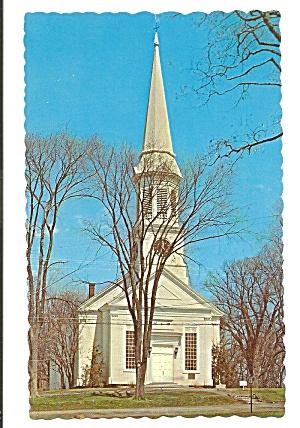 York ME First Parish Church Congregational p36080 (Image1)