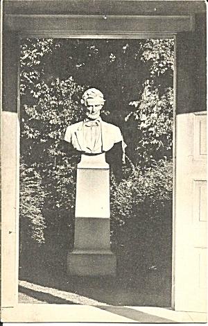 Saint Gaudens Memorial Bust of Lincoln p36094 (Image1)