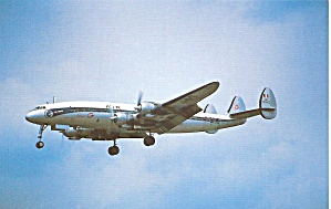 Lockheed Constellation L1049g Air France P36244