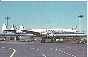 Lockheed Constellation L1049C Eastern Airlines p36245 (Image1)