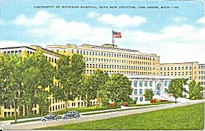 Ann Arbor MI University of Michigan Hospital p36275 (Image1)