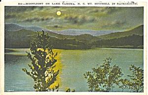 Lake Tahoma NV Mt Mitchell in Background p36291 (Image1)