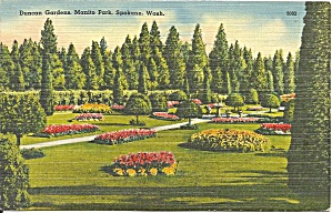 Spokane WA Menlo Park Duncan Gardens p36297 (Image1)