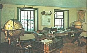 Mystic Seaport CT Daboll School Navigation  p36327 (Image1)