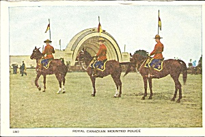 Royal Canadian Mounted Police P36359