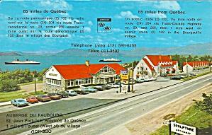 Auberge Du Faubourge Resort Quebec Canada p36368 (Image1)