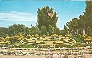 St Louis MO Forest Park Floral Clock p36390 (Image1)