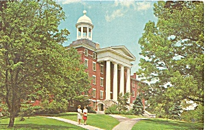 Springfield Oh Wittenberg University Myers Hall P36399