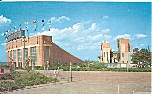 Jones Beach LI NY Marine Theatre postcard p36489 (Image1)