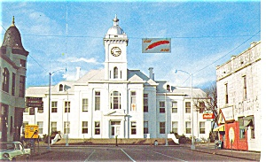 Pine Bluff Arkansas Court House  Postcard (Image1)