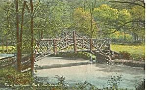McKeesport GA  View in Olymipia Park Postcard p36624 1911  (Image1)