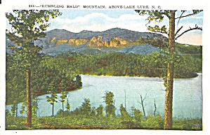 Lake Lure NC Rumbling Halo Mountain p36661 (Image1)