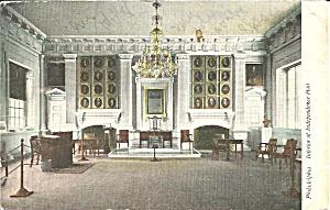 Philadelphia PA Interior of Independence Hall p36663 (Image1)