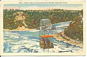 Niagara Falls Aero Cable over Rapids p36685 (Image1)