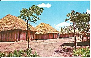 Anadarko OK Caddo Tribal House Indian City p36709 (Image1)