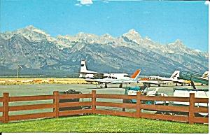 Jackson Hole Airport  Jackson WY p36730 (Image1)