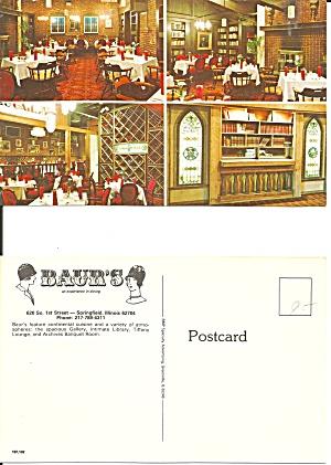 Springfield IL Bauer s Restaurant  P36754 (Image1)