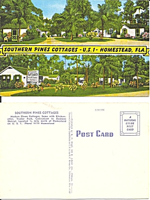 Homestead FL Southern Pines Cottages  P36764 (Image1)