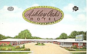 Valdosta GA Ashley Oaks Motel p36768 (Image1)