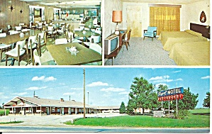 St Joseph Mi Royal Motel Restaurant P36776
