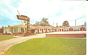 Custer Sd Rocket Motel P36778