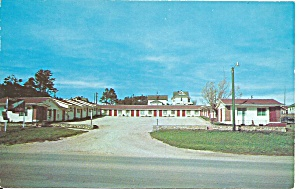 Custer Sd Rocket Court Motel P36779