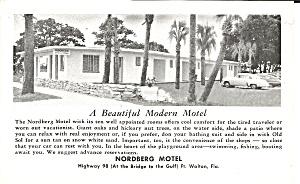 Ft Walton FL Nordberg Motel p36781 (Image1)