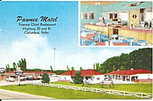 Columbas NE Pawnee Restaurant Motel p36782 (Image1)