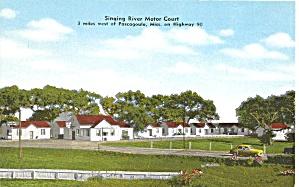 Pascagoula MS Singing River Motor Court p36788 (Image1)