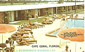 Cape Coral FL Nautilus Motel p36789 (Image1)