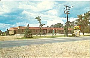 Stevens Point WI Laural Motel p36794 (Image1)